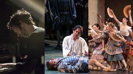 festivales  Don Carlo, James Rhodes y la Compañía Nacional de Danza en el Festival de Verano