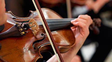 convocatorias concursos  IV Concurso de violín Pozuelo de Alarcón