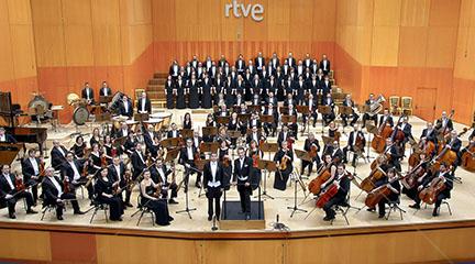 temporadas  Nueva temporada de la Orquesta Sinfónica y Coro RTVE marcada por el clasicismo