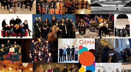 notas  Finalistas de la II Edición de los Premios Gema