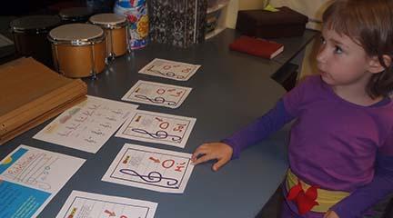 cursos de verano  Talleres musicales infantiles de Enseñanza Musical Katarina Gurska