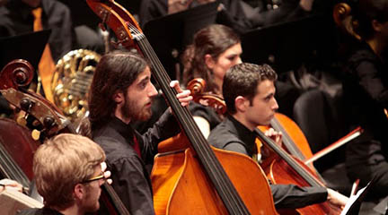 actualidad de centros  Ciclo de conciertos de Grandes Conjuntos de la Esmuc