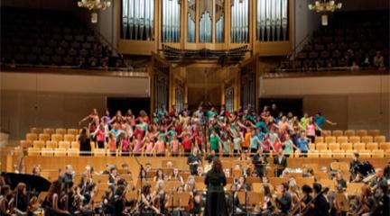 clasica  Concierto benéfico de la Orquesta Juvenil Europea de Madrid