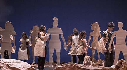 actualidad de centros  El proyecto de Danza y Secundaria regresa al Auditorio UC3M
