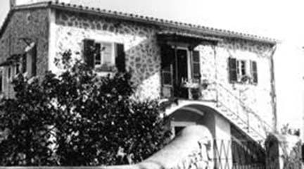 notas  Demolida la casa en la que se alojó Manuel de Falla en Palma de Mallorca