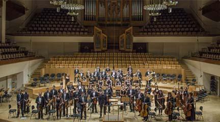 clasica  Concierto Benéfico con la Orquesta Filarmónica de España y el Coro de la UPM
