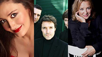 festivales  El 41 Festival de Segovia alrededor de la música popular española, el flamenco, el jazz, la música coral y la danza
