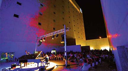 jazz  Ciclo Jazz en la Plaza