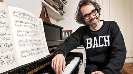 festivales  James Rhodes, con Bach y Chopin en el Festival de Verano de El Escorial