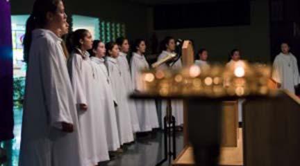lirica  La escolanía Pueri Angelorum cierra el ciclo The Children Singers