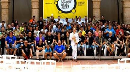 cursos de verano  Cursos del Festival Spanish Brass Alzira 2016