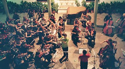 cursos de verano  XXXII Cursos Internacionales de Interpretación Musical Eduardo del Pueyo