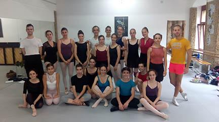 cursos de verano  III Curso de Danza en Gijón