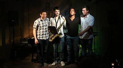 jazz  Bogui Jazz celebra su cumpleaños