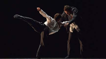 festivales  La CND baila obras de Robbins, Kirilov y el propio José Carlos Martínez en el Festival de Verano de El Escorial