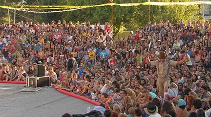 para ninos  Etnosur, festival con múltiples actividades para disfrutar en familia