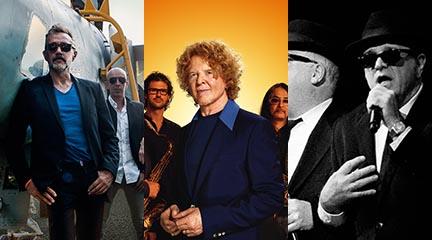 festivales  Blues, jazz, pop y una gran fiesta de la música en la recta final del Festival de Peralada
