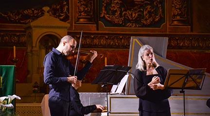 opinion  La música antigua brilla en el Prepirineo catalán