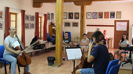 cursos de verano  III Curso de perfeccionamiento instrumental y técnica de dirección Ciudad de Manzanares