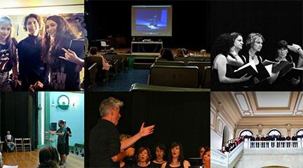 cursos  Cursos de la Escuela de Música Coral de Madrid