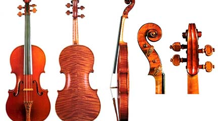 libros  W. E. Hill and Sons. Antonio Stradivari. Su vida y su obra