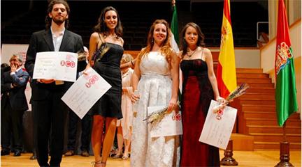 premios  Ganadores del Concurso de Ópera de Granada