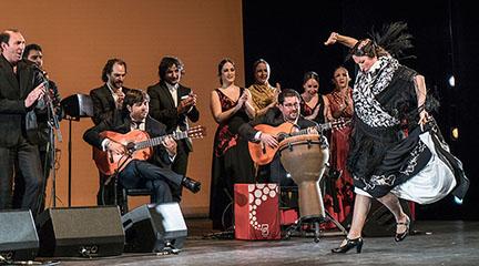 espanola  La Bienal de Flamenco de Sevilla bajo el signo de El flamenco está en cualquier parte
