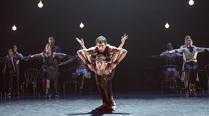 pruebas de acceso  Audiciones para el Víctor Ullate Ballet de la Comunidad de Madrid