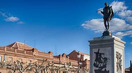 teoria y practica  Congreso Internacional La recepción de Cervantes en los siglos XX y XXI. Mitos y leyendas