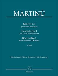 ref editoriales  Conciertos para violín de Bohuslav Martinů