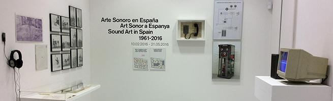 contemporanea  Velada alrededor de la exposición Escuchar con los ojos. Arte sonoro en España, en la Fundación Juan March