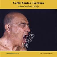 libros  Carles Santos, pirómano de pianos