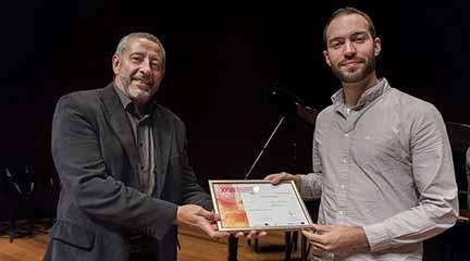 premios  Abel Paúl gana el Premio Jóvenes Compositores Fundación SGAE CNDM 2016