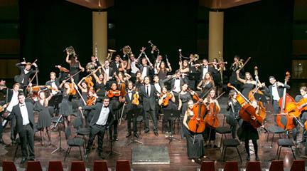 clasica  La Jove Orquestra Simfònica de Barcelona vuelve al Paraninfo de la Universidad de Barcelona
