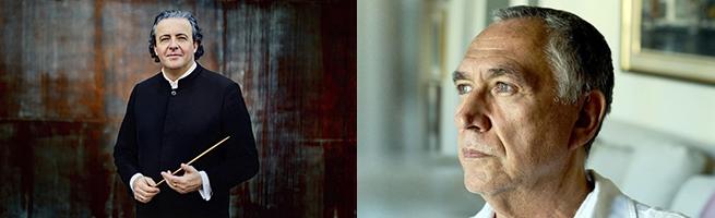 notas  Juanjo Mena y Antoni Parera, Premios Nacionales de Música 2016