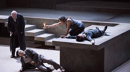 lirica  Elektra llega al Liceu con la propuesta de Patrice Chéreau