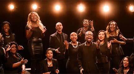 musicas del mundo  Los Grandes del Gospel de gira por España
