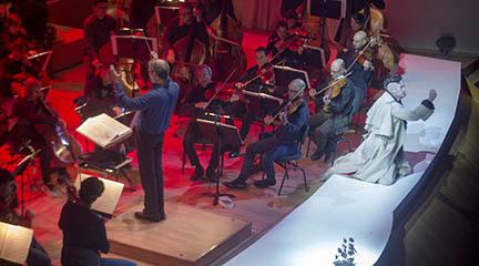 lirica  El Palau de la Música y el Palau de les Arts se unen en la coproducción de El Holandés Errante
