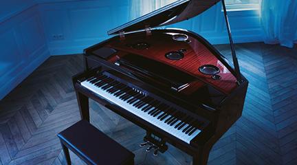 marcas  Yamaha invita a probar su nuevo modelo de piano AvantGrand N3X en el Círculo de Bellas Artes