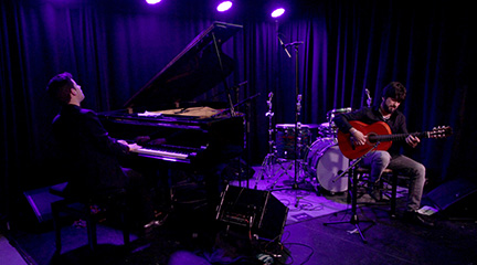 jazz  Jazz Sessions en L'Auditori
