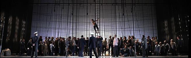 lirica  Billy Budd, de Britten llega al Teatro Real en una nueva producción