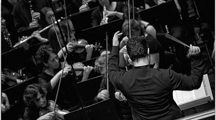clasica  XVII Ciclo Internacional de Jóvenes Orquestas en el Auditorio de Zaragoza