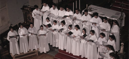 Escolanía San Salvador – Coro