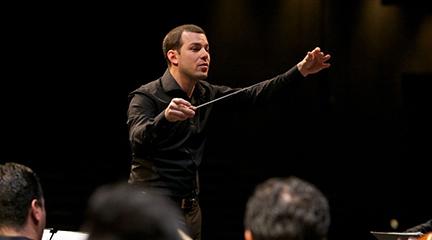 clasica  La Jove Orquestra Simfònica de Barcelona invita a Joshua Dos Santos