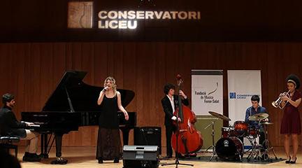 becas  Becas Jóvenes Promesas de la Fundación de Música Ferrer Salat para estudios en el Conservatorio del Liceo