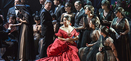Teatro dell'Opera di Roma.