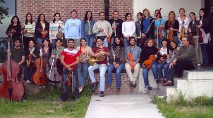 pruebas de acceso  Pruebas de acceso para la Orquesta de Cámara de la Universidad Nacional de Lanús