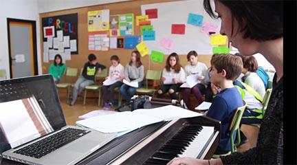 pruebas de acceso  Convocatorias de Arte Ciudadano de la Fundación Carasso para proyectos de jóvenes músicos, escuelas o artistas