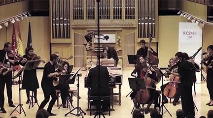 clasica  Conciertos de las Orquestas del Real Conservatorio Superior de Música de Madrid