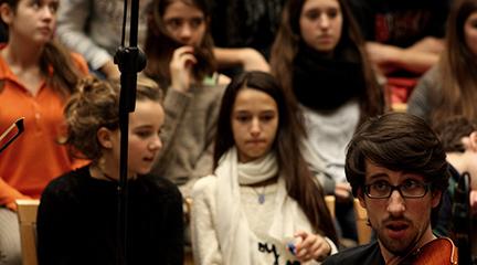 pruebas de acceso  Pruebas de Acceso para los Pequeños Cantores de la Comunidad de Madrid y para la Camerata Infantil BBVA Orcam